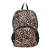 Magic Lightweight Folding Backpack - Leopard , Zoomlite - 2