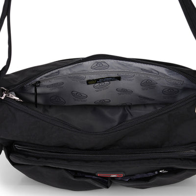 Zoomlite Travel bags with RFID protection to prevent identity theft