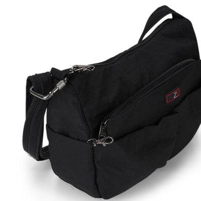 Zoomlite Anti theft crossbody bags - great storage capacity