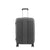 Jetsetter 67 cms Medium Check In Lightweight 4 Wheel Spinner Suitcase