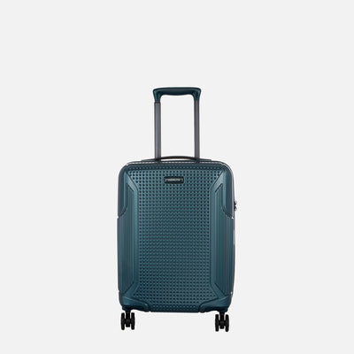 Zoomlite 48cm Cabin Carry On Suitcase in lightweight PC - Teal