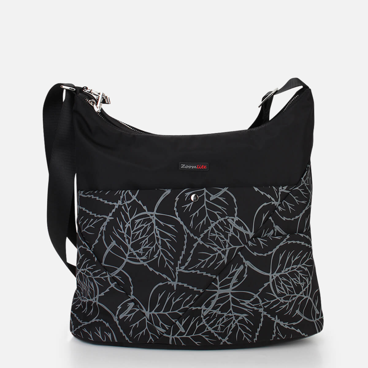 Zoe Crossbody RFID Hobo