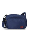 Zoomlite anti theft bags - Travel Crossbody - Navy Blue