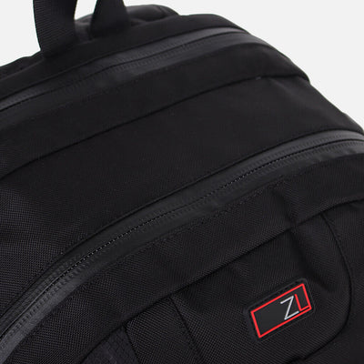 anti theft waterproof backpack Zipper