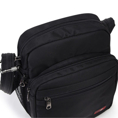 ZL202-TOP Zoomlite Anti-Theft RFID Blocking Messenger Bag ANTI PICK water bottle pocket