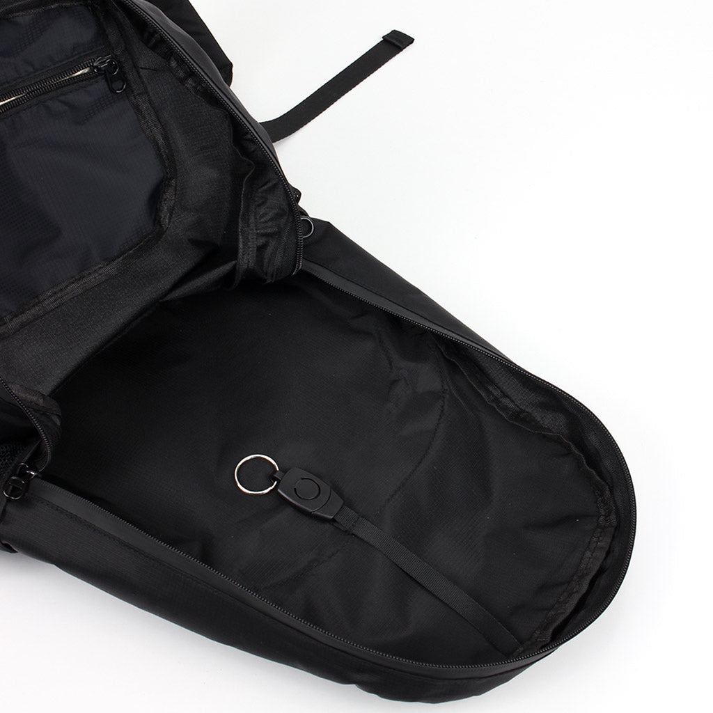 Zoomlite foldable travel safe backpack has great organisation