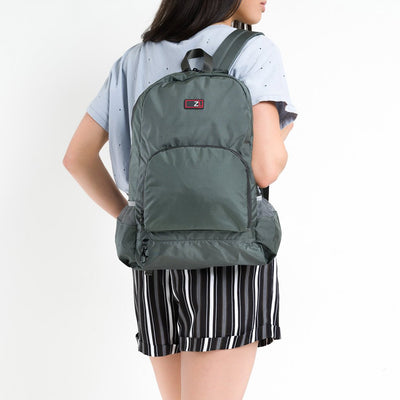 Zoomlite anti theft backpack - perfect for women to carry