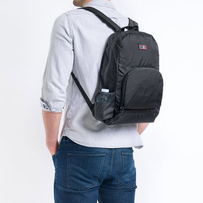Zoomlite anti-theft backpack - great travel backpack for a man