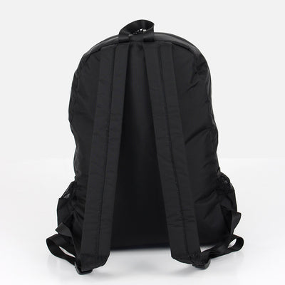 Zoomlite packable backpack has comfortable backpack straps