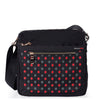 Zoomlite anti-theft travel bag - print handbag with RFID protection