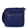 Zoomlite anti theft bags - quilted handbag with RFID protection to prevent fraud