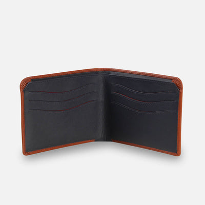Zoomlite soft leather wallet with RFID protection to save you from identity theft