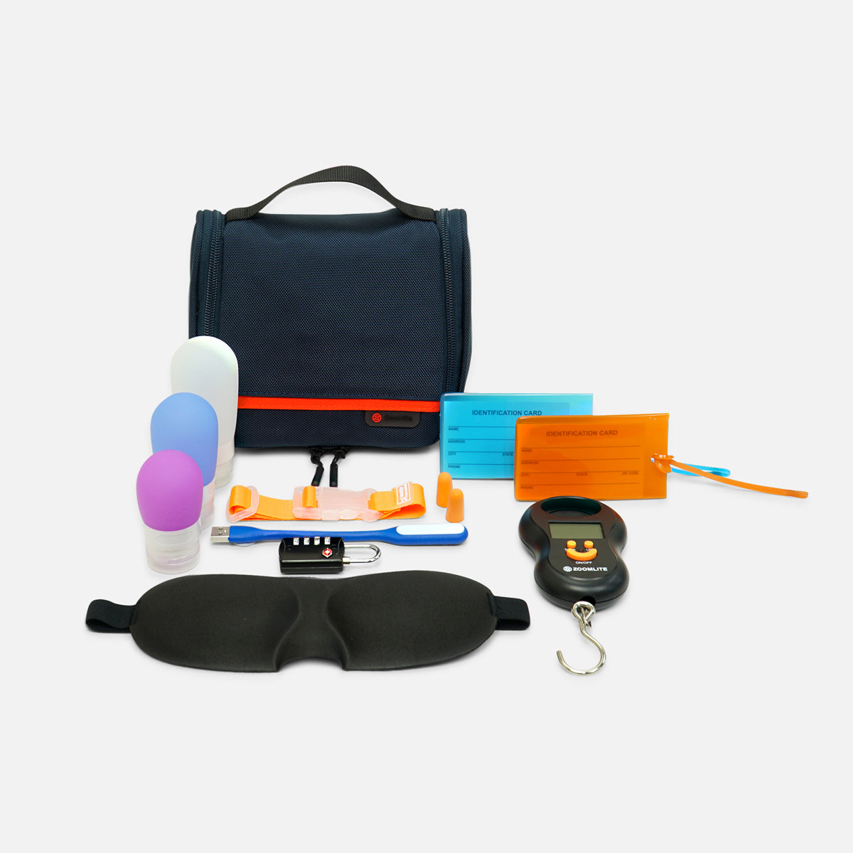 Travel Accessories Gift Bundle