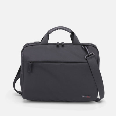 Hampton Slim Laptop Briefcaser#choose-colour_black