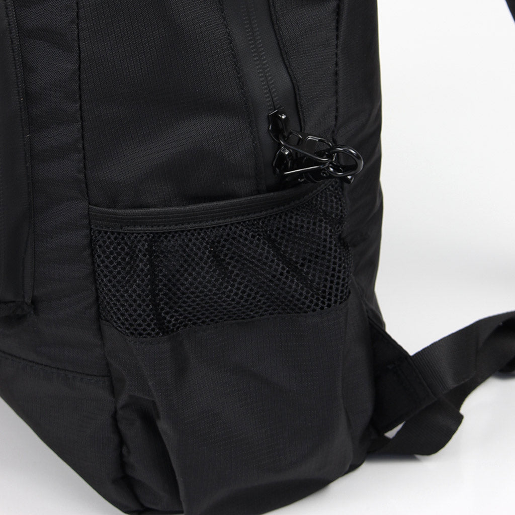 Zoomlite anti-theft backpack with Pickpocket proof zips