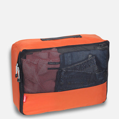 Zoomlite Packing Cubes, 5 Various Sizes 6 Colours Travel Luggage Packing Organisers