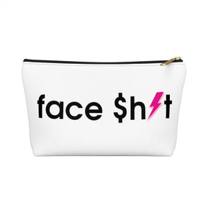 Face Shit Accessory Pouch