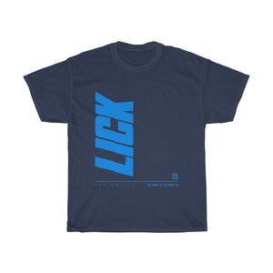 Blue Lick Glitch Verticle Tee