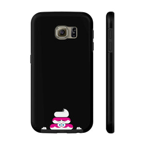 Peeking Mr. Lick Phone Case
