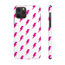 Load image into Gallery viewer, Million Lick Lightning Bolts Phone Case