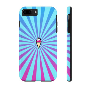 Lick Candy Swirl Phone Case