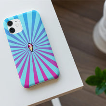 Load image into Gallery viewer, Lick Candy Swirl Phone Case