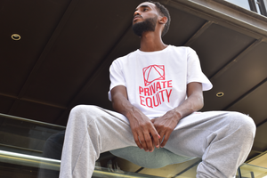 Private Equity Logo Tee