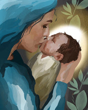 Load image into Gallery viewer, Mary & Baby Jesus