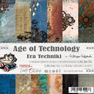 Craft O'Clock Age of Technology Bloc 6x6