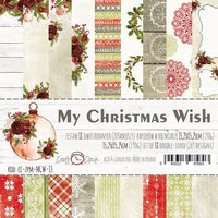 Craft O'Clock Christmas Wish Bloc 6x6