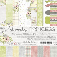 Craft O'Clock Lovely Princess Bloc 6x6