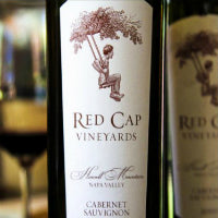 RED CAP CABERNET SAUVIGNON HOWELL MOUNTAIN 2014