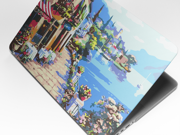 Photo Print MacBook Hard Shell Case | MF117