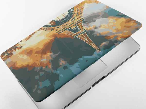 Photo Print MacBook Hard Shell Case | MF124