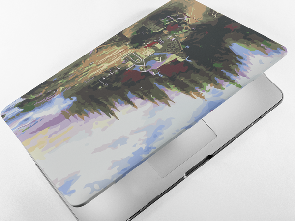 Photo Print MacBook Hard Shell Case | MF177