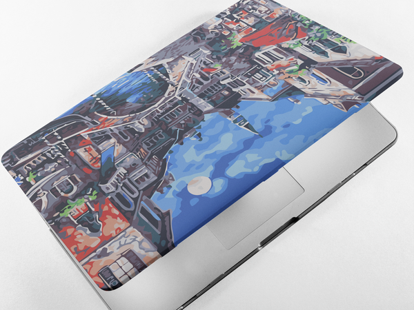 Photo Print MacBook Hard Shell Case | MF186