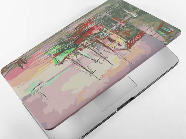 Photo Print MacBook Hard Shell Case | MF277