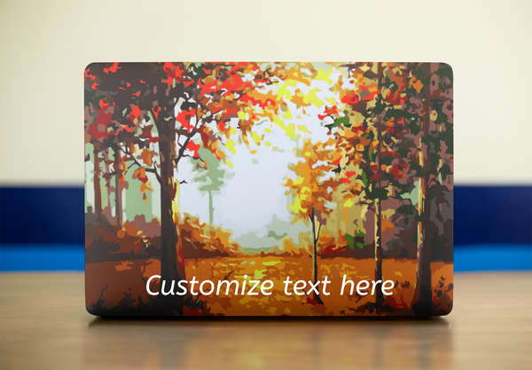 Photo Print MacBook Hard Shell Case | MF063