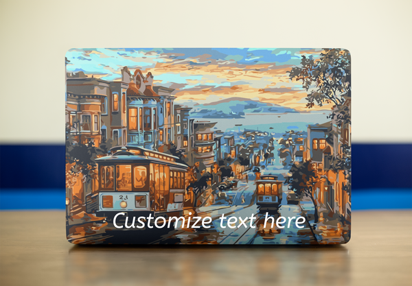 Photo Print MacBook Hard Shell Case | MF101