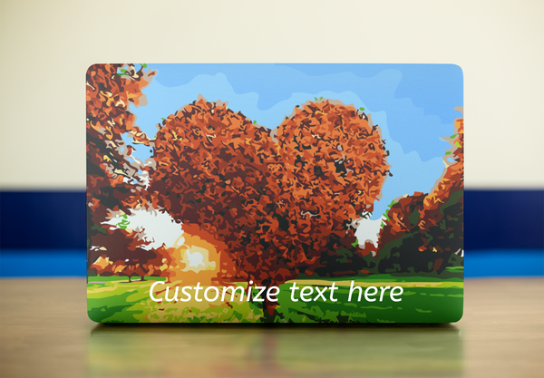 Photo Print MacBook Hard Shell Case | MF181