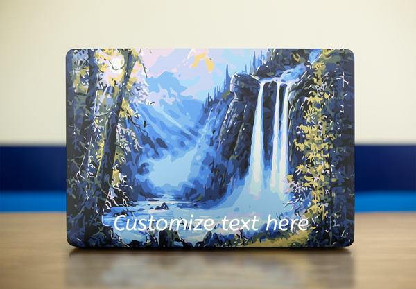 Photo Print MacBook Hard Shell Case | MF202