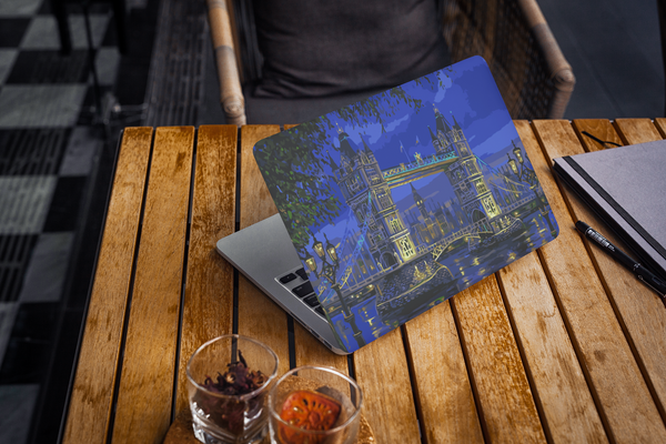 Photo Print MacBook Hard Shell Case | MF095