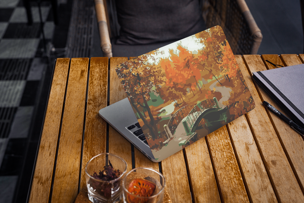 Photo Print MacBook Hard Shell Case | MF206