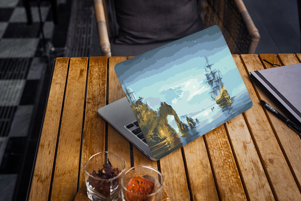 Photo Print MacBook Hard Shell Case | MF247