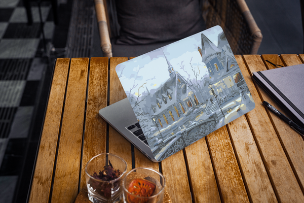 Photo Print MacBook Hard Shell Case | MF304