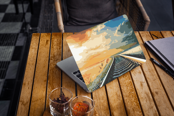 Photo Print MacBook Hard Shell Case | MF348