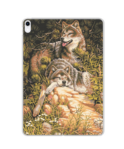 Photo Print Silicone iPad case | MF070