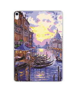 Photo Print Silicone iPad case | MF080