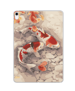 Photo Print Silicone iPad case | MF112