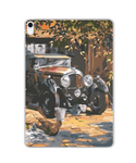 Custom UV Photo Print iPad Case | Silicone | MF129